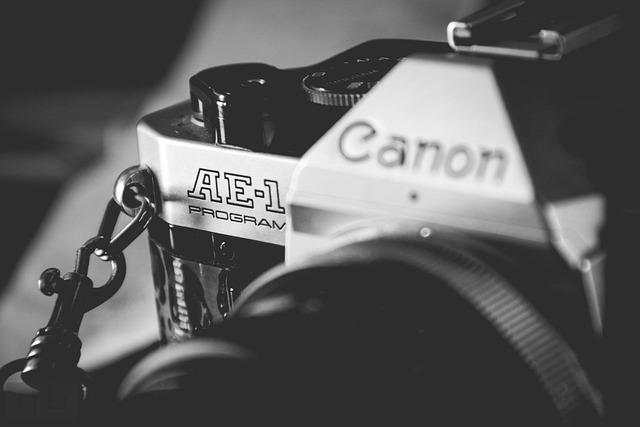 Black And White, Canon, Film, Canon Ae-1, 35mm
