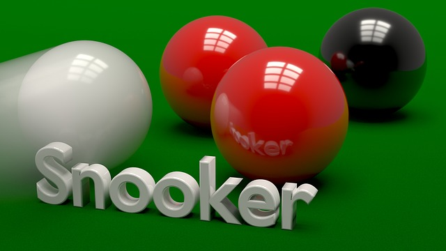 Snooker, Sport, Balls, 3d, Blender