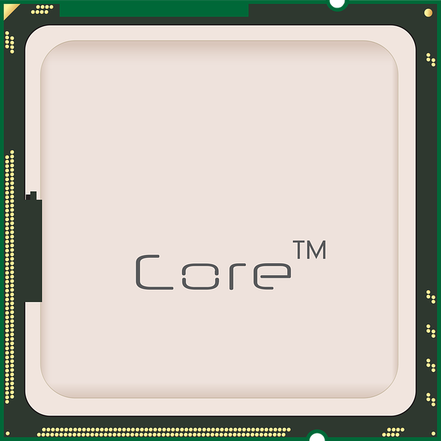 Processor, Icon, Computer, Vector, Chip, Isometric, 3d