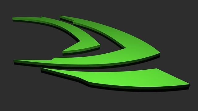 Nvidia, Logo, Pc Game, Green, Abstract, 3d