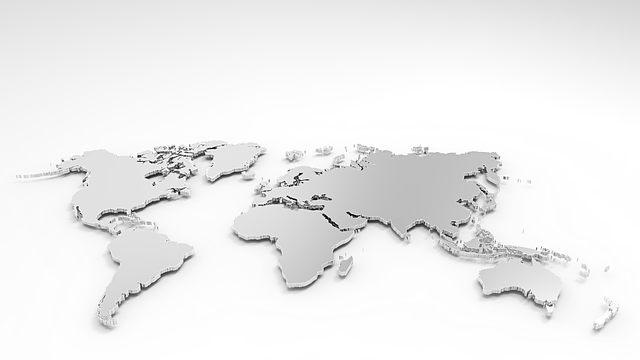 3d Model, World, Earth, Geography, Education, Globe
