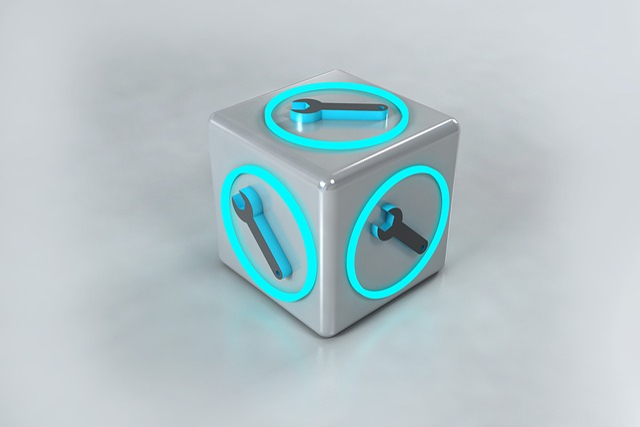 3d Modeling, Symbol, Illustration, Box