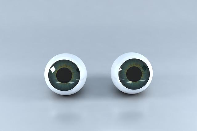 3d Eyes, Textured, 3d