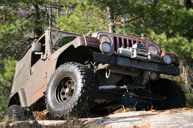 Jeep, 4wd, 4x4, Rock, Vehicles, Toy, Vehicle