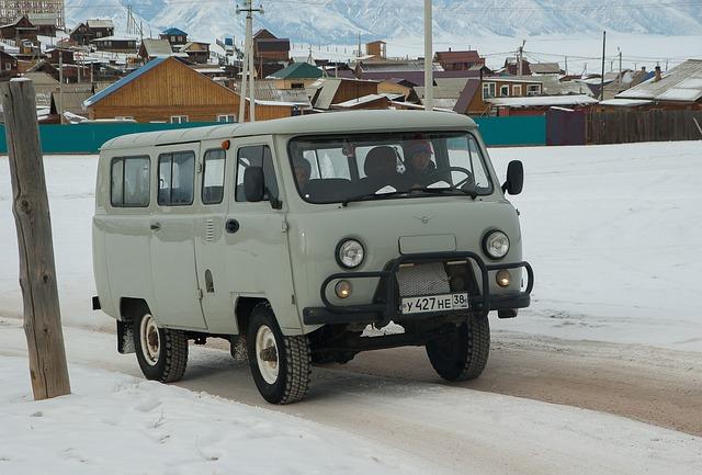 Irkutsk, Vehicle, 4x4, Uaz