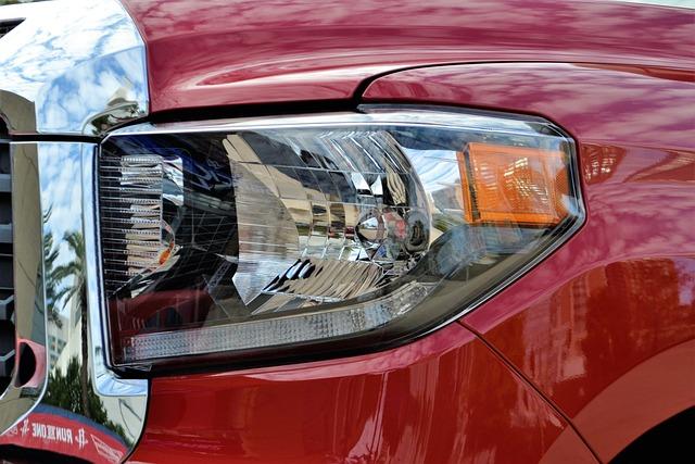 Toyota, Tundra, Truck, Headlamp, Light, 4x4