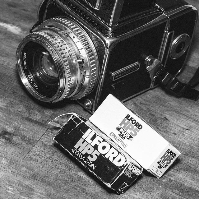 Hasselblad, 500cm, Lens, Antique, Shutter, Aperture