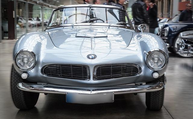 Bmw, 507, Oldtimer, Convertible, Sports Car, Designer