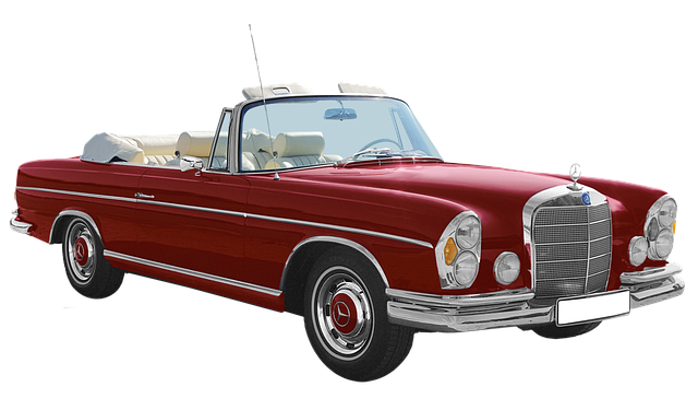 Mercedes Benz, 300se, Type W108, Cabriolet, 6-cyl