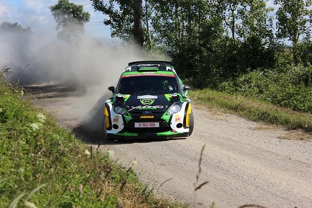 Yazzed Al Rajhi, 71 Rally Poland 2014, M-sport, Ford