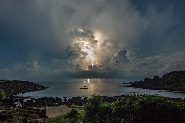 Lightning, Sea, A Surname, Taiwan