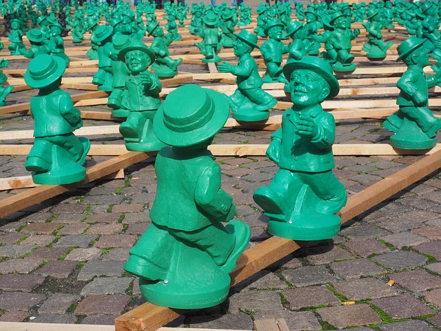 Green Men, Art, Artwork, A Symbol Of Unity, Unit Symbol