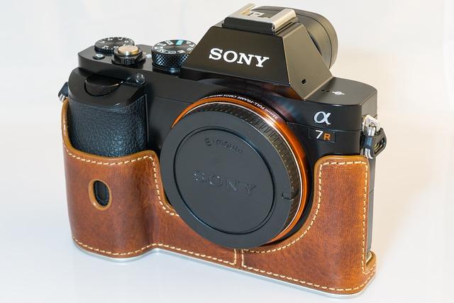Sony, A7r, Camera, Mirrorless, Dslr