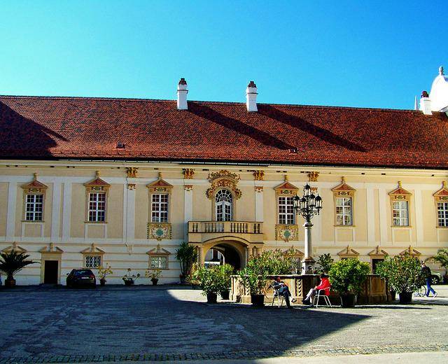 Abbey Building, Zw, Lower Austria