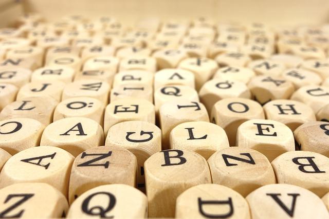 Wood Cube, Abc, Cube, Letters, Alphabet Soup, Toys