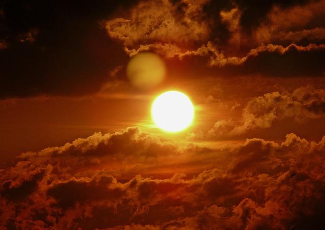 Sunset, Dusk, Abendstimmung, Evening, Sky, Evening Sky