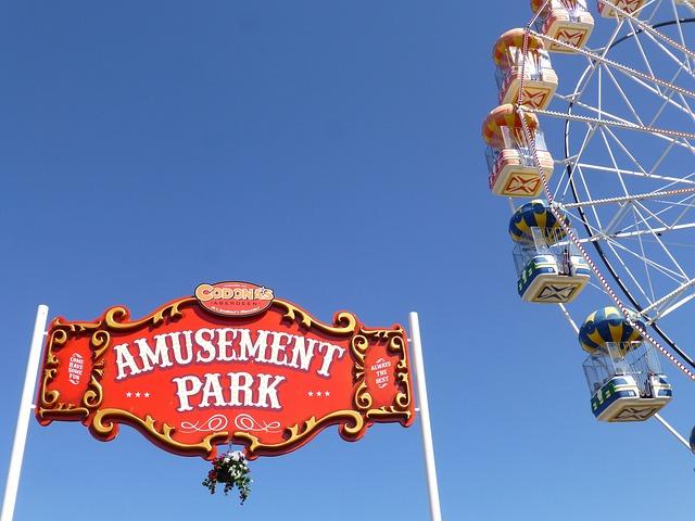 Scotland, Fun Fair, Aberdeen