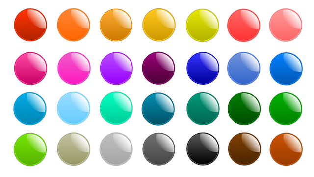Button, Icon, About, Colorful