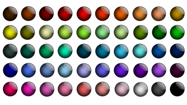 Button, Icon, About, Colorful, Shiny