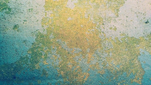Abstract, Backdrop, Background, Blue, Concrete, Cracked