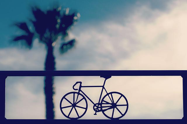 Abstract, Bicycle, Bike, Blur, Close-up, Clouds