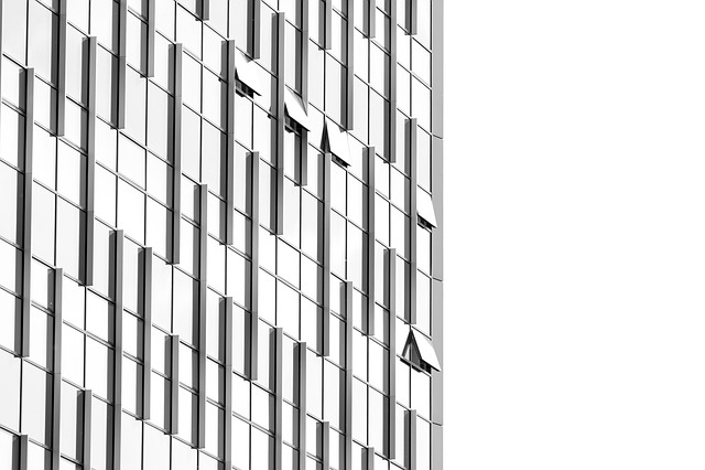 Facade, Building, Abstract, Glass, Mirroring, Window