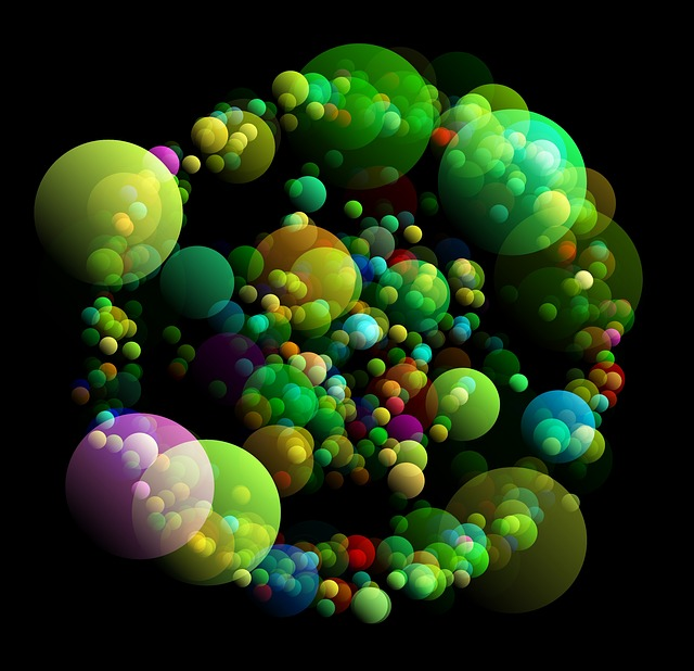 Abstract, Balls, Color, About, Background, Pattern