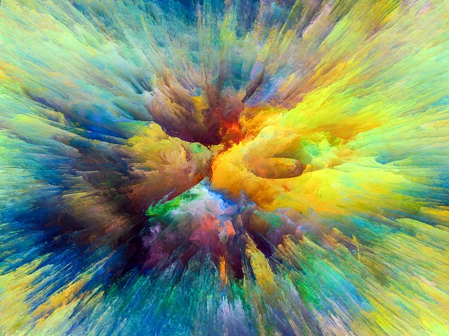 Colors, Abstract, Multi Colored