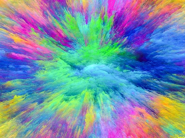 Multicolor, Colors, Abstract