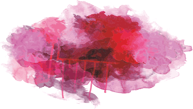 Cloud, Rosa, Abstract, Fuchsia