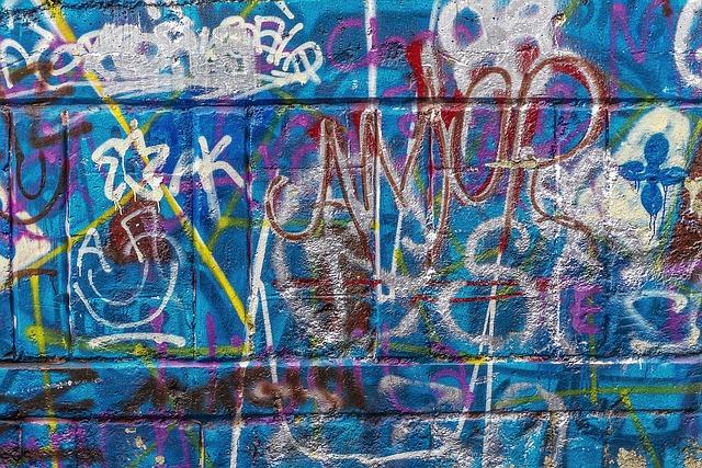 Background, Graffiti, Grunge, Street Art, Abstract