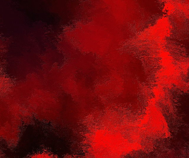 Free photo Abstract Painted Background Painting Red Texture Max Pixel