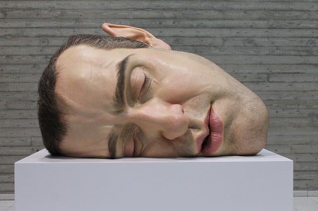 free photo abstract ron mueck finland tampere museum art max pixel