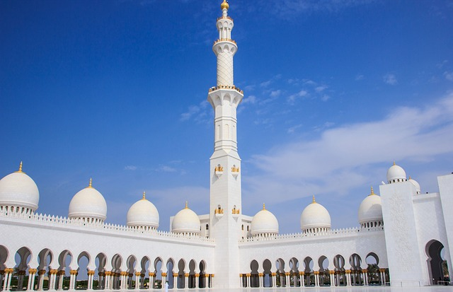 Sheikh Zayed Mosque, Abu Dhabi, Abu, Dhabi, Mosque