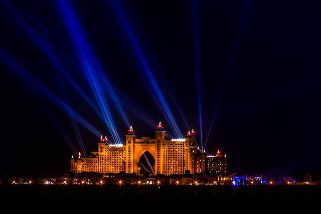 Abu Dhabi, Emirates, Downtown, Travel