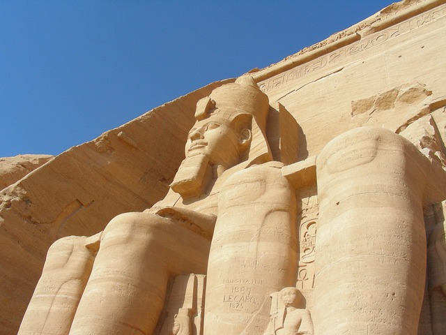 Egypt, Abu Simbel, Pharaohs, Temple, Old, Ramses