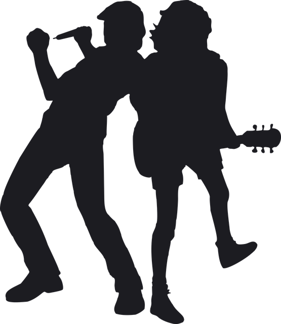 Musicians, Emotions, Concert, Ac Dc, Music, Vector