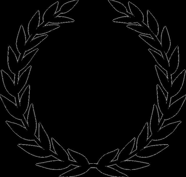 Laurel Wreath, Accolade, Winner, Award, Prize