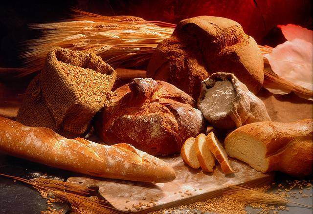 Accompaniment, Bread, Flour, Boulanger, Wheat