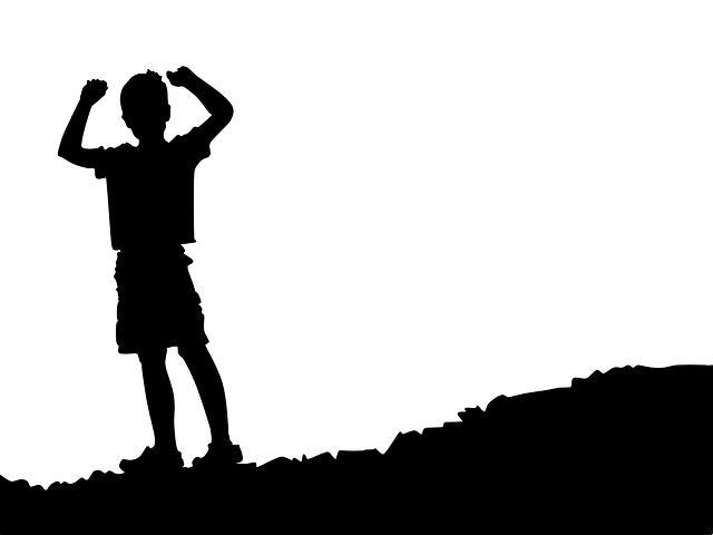 Child, Overcoming, Victory, Achievement, Family