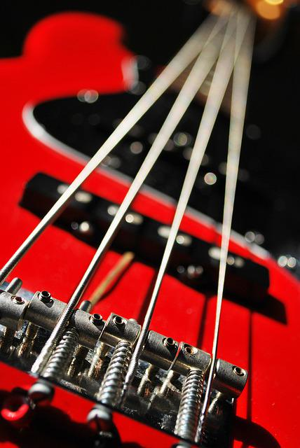 Guitar, Music, Acoustic, Jazz, Low Electric, Fender