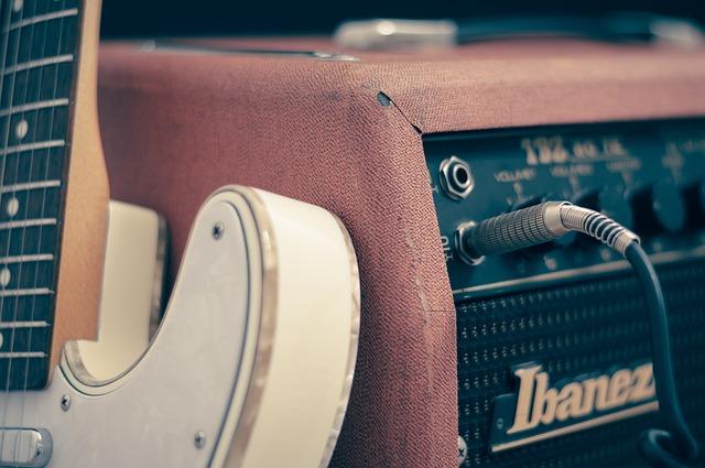 Amplifier, Guitar, Classical Guitar, Acoustic Guitar