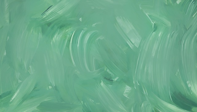 Texture, Green, Acrylic, Painted, Texture Background