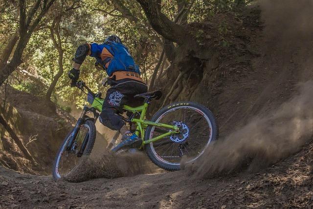 Action, Adventure, Bicycle, Bicyclist, Bike