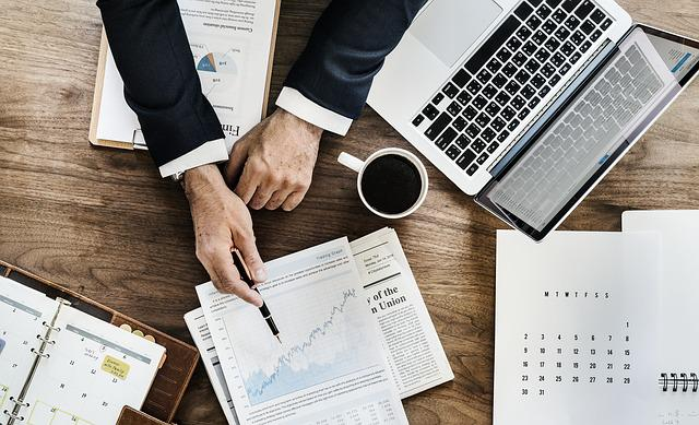 Office, Business, Paper, Document, Laptop, Action Plan
