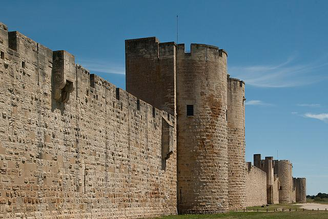 Acute Dead, Ramparts, Wall, Medieval