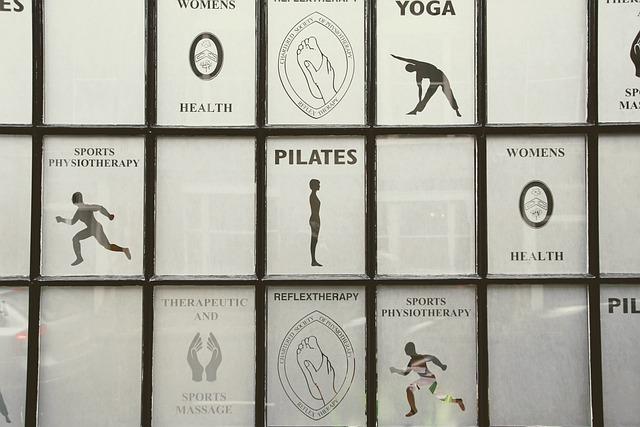 Fitness Studio, Ad, Courses, Sport