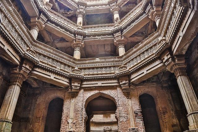 Adalaj Step Well, Adalaj Ni Vav, Gujarat