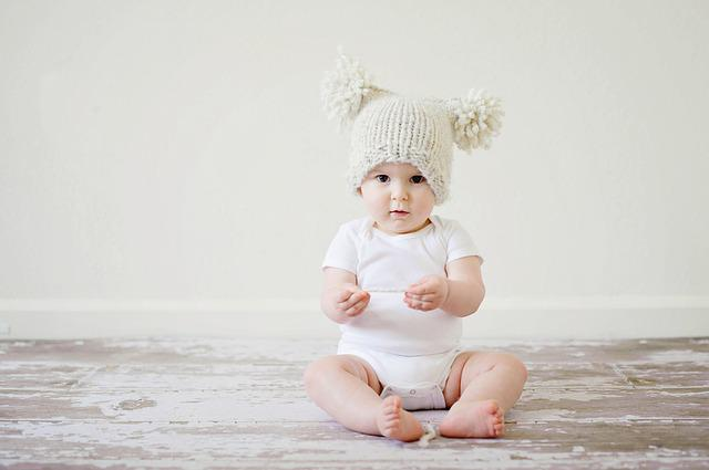 Bunny Hat, Cute, Knitted, Funny, Adorable, Innocence