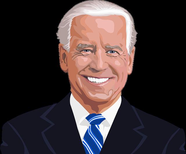 Smile, Politician, Man, Adult, Male, Joe Biden, Cut Out